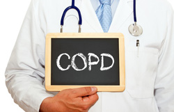 copd and doctor